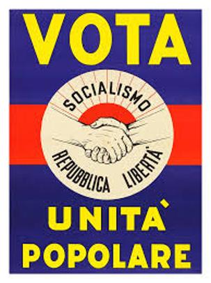 Simbolo Unità Popolare